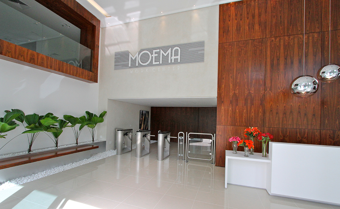 Moema Work Center